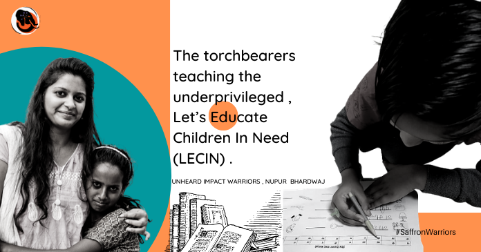 The non-profit LECIN has worked across diverse Delhi slum clusters such Indraprastha, Okhla and Mansarovar.